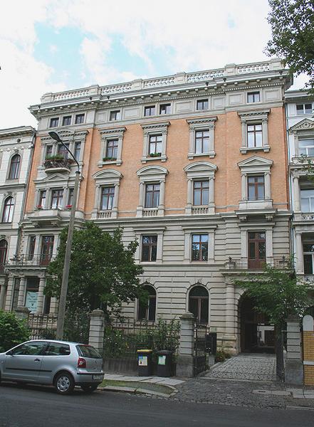 Objekt: Ferdinand-Lassalle-Str. 6, Leipzig – Baujahr Gebäude: 1880 – Saniert: 1997 – Wohneinheiten: 10 – Mietshaus